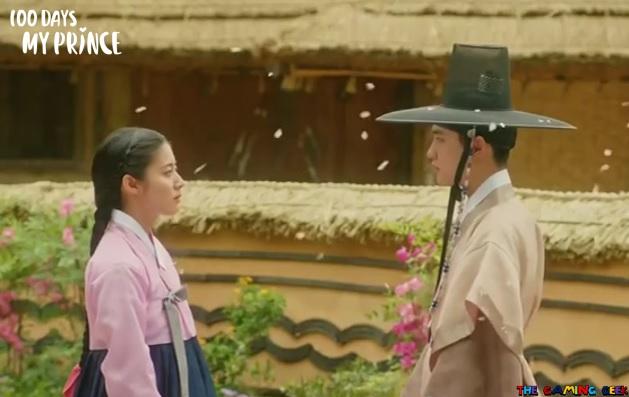 Yeon Hong-shim and Lee Yul