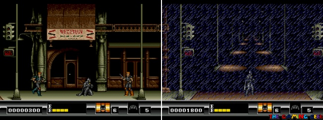 Batman: The Video Game stage one