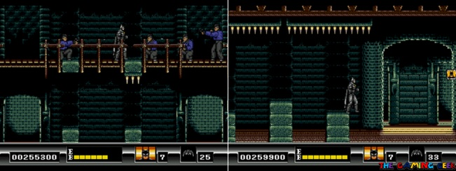 Batman: The Video Game stage six