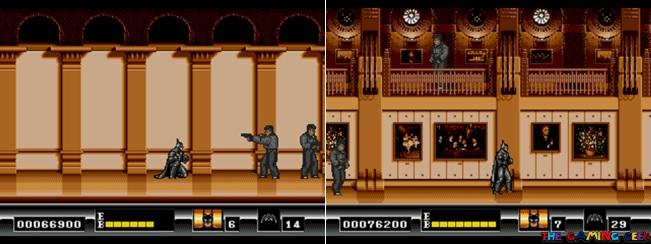 Batman: The Video Game stage three