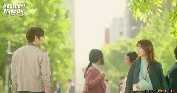 Do-kyung and Hae-young