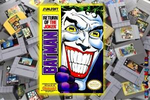 NES Games – Batman: Return of the Joker