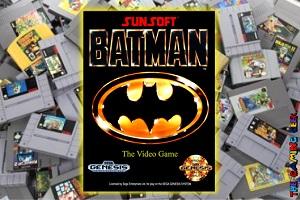 Genesis Games – Batman: The Video Game