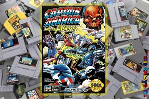 Genesis Games – Captain America and the Avengers