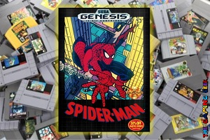 Genesis Games – Spider-Man vs The Kingpin