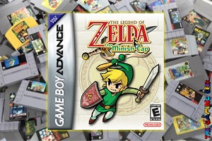 Game Boy Advance – The Legend of Zelda: The Minish Cap