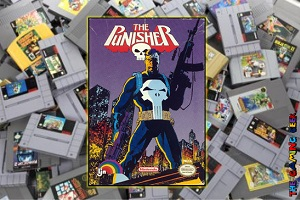 NES Games – The Punisher