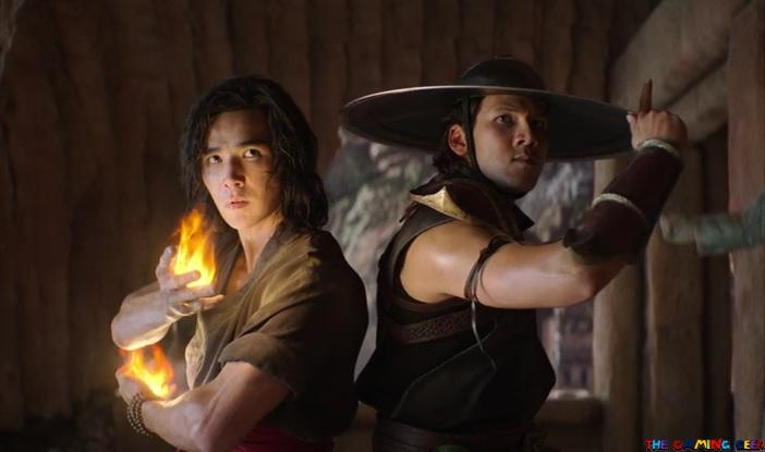 Mortal Kombat - Liu Kang and Kung Lao