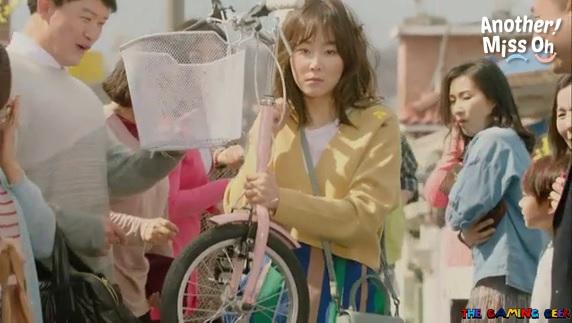 Tenacious Oh Hae-young