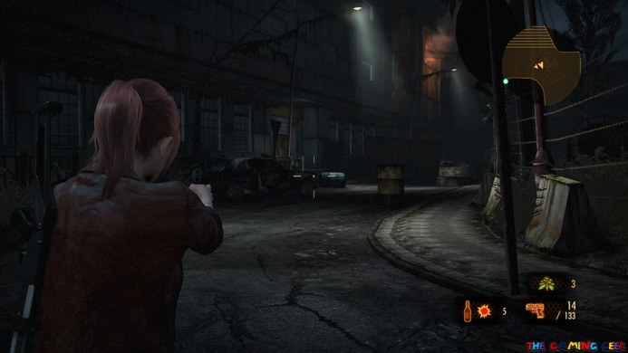 Resident Evil Revelations 2 Gameplay