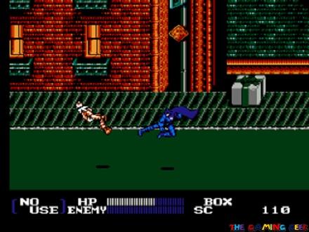 Batman Returns - Flying Kick