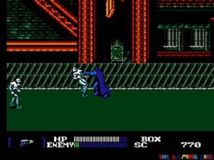 Batman Returns - Punching
