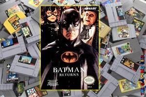 NES Games – Batman Returns