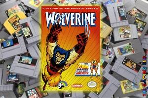 NES Games – Wolverine