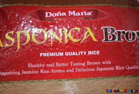 Keto diet - brown rice