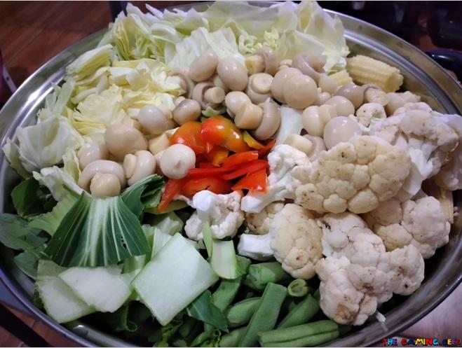 Keto diet - chop suey