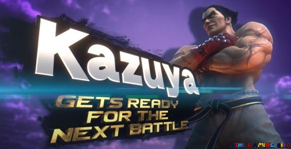 Nintendo Direct - Kazuya in Smash