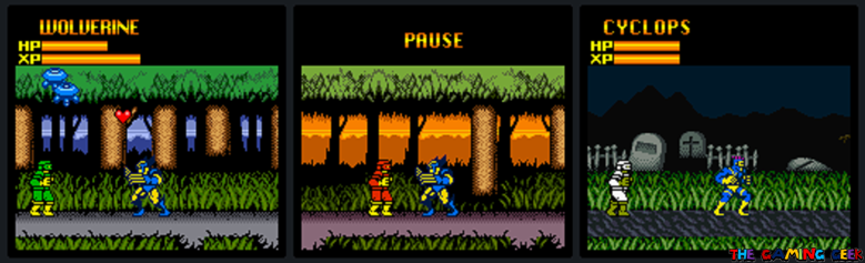 X-Men: Mutant Wars - Cyborgs