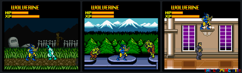 X-Men: Mutant Wars - Other Enemies