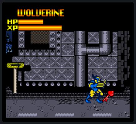 X-Men: Mutant Wars - Red Key