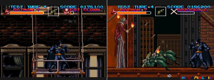 Batman Returns - Stage 3