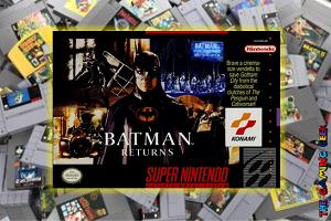 SNES Games – Batman Returns