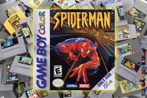 Game Boy Color Games – Spider-Man