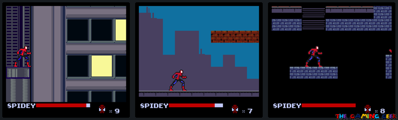 Spider-Man Secret level