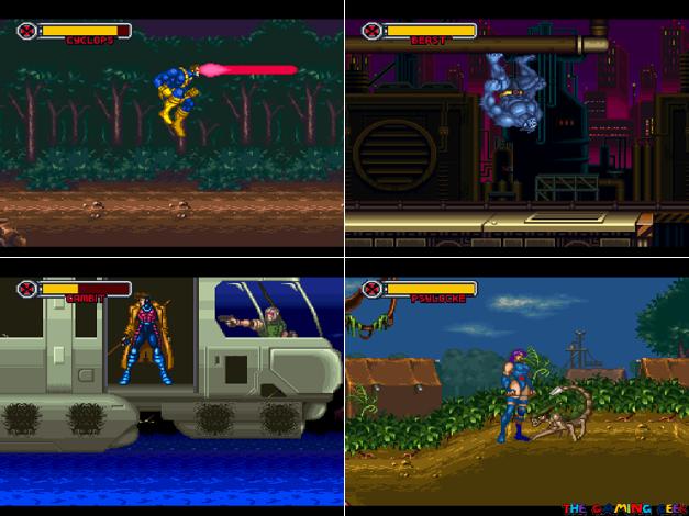 X-Men Mutant Apocalypse Outside Base