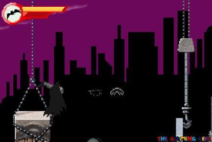 Batman: Rise of Sin Tzu - unhooking ledges