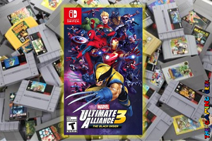 Nintendo Switch Games – Marvel Ultimate Alliance 3: The Black Order