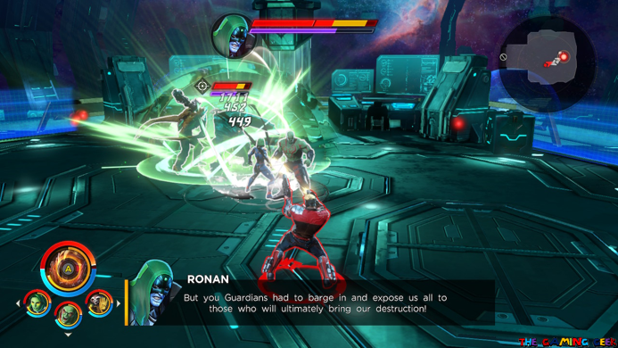 Marvel Ultimate Alliance 3 - Heroic Camera