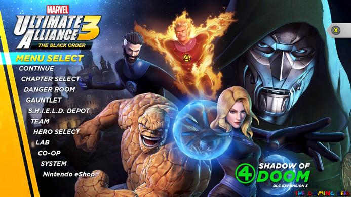 Marvel Ultimate Alliance 3 - Shadow of Doom