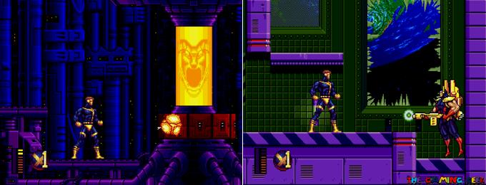 vs the Sentinel Core and Fabian Cortez