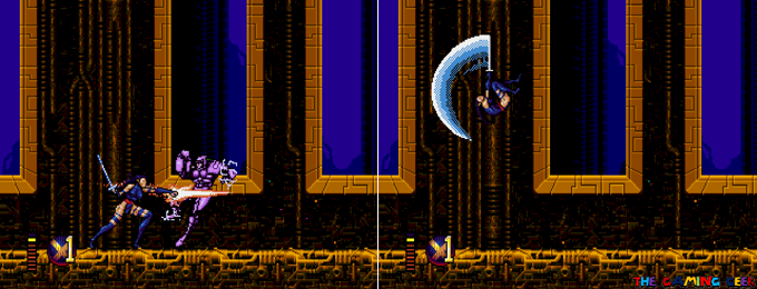 Clone Wars - Psylocke moves