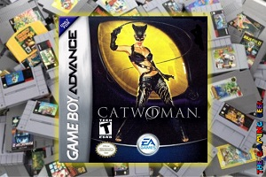 Game Boy Advance Games – Catwoman