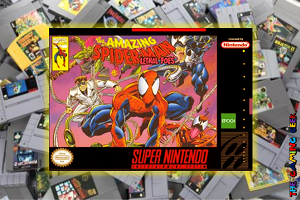 SNES Games – The Amazing Spider-Man: Lethal Foes