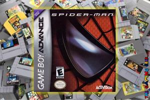 Game Boy Advance Games – Spider-Man