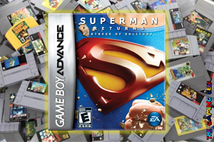 Game Boy Advance Games – Superman Returns: Fortress of Solitude