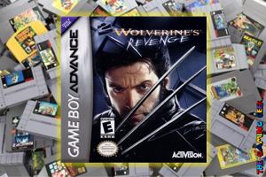 Game Boy Advance Games – X2: Wolverine's Revenge