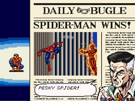Lethal Foes - The Daily Bugle