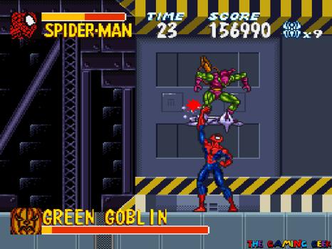VS The Green Goblin