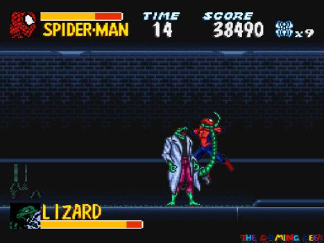 VS The Lizard