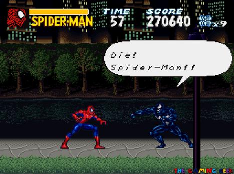 VS Venom