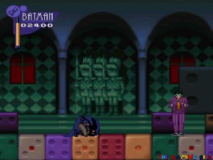 The Adventures of Batman & Robin - roll