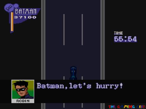 Batmobile Stage 2