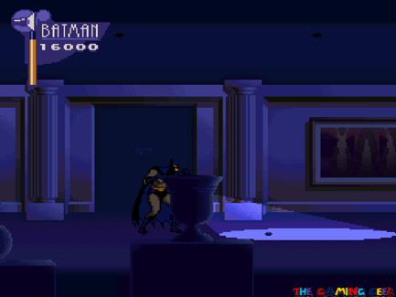The Adventures of Batman & Robin - flashlight