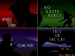 The Adventures of Batman & Robin - title cards