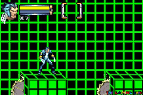 Wolverine's Revenge - Danger Room