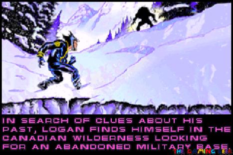 Wolverine's Revenge - intro scene